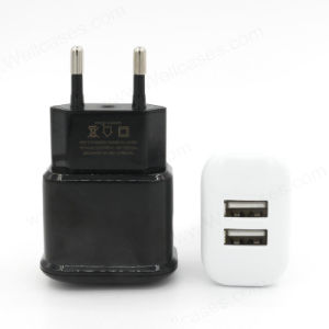 3.1A Dual Ports USB Travel Wall Charger for Phones