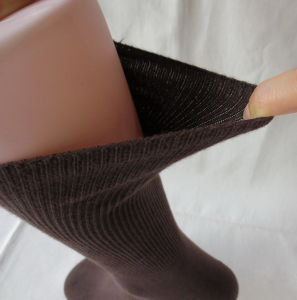 Silver Fiber Diabetic Socks pictures & photos