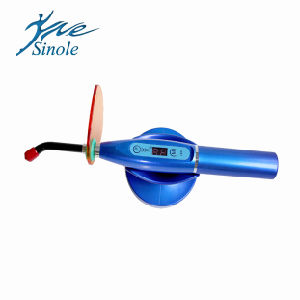 Wireless LED Dental Curing Light (XNE-10007) pictures & photos