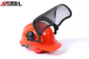 Protective Helmet for Chain Saw pictures & photos
