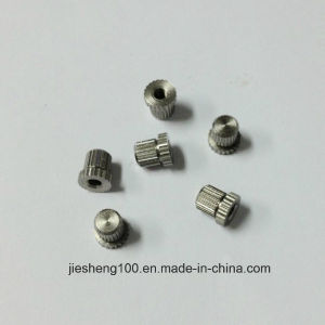Knurled Blind Hole Stainless Steel Insert Nuts