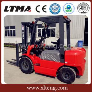 Ltma Fork Lift 1.5 Ton Mini Diesel Forklift Trucks pictures & photos
