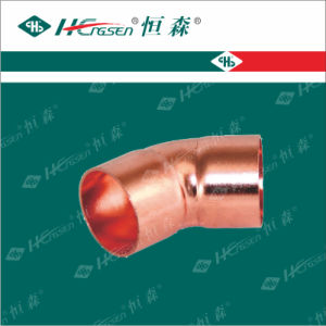 45 Elbow/Copper Fitting/Pipe Fitiing Auto Parts pictures & photos