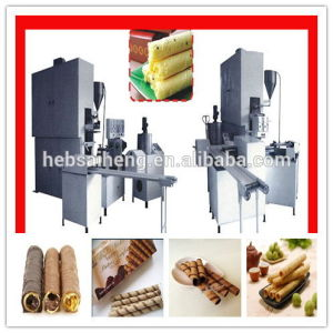 Wafer Stick/Egg Roll Production Line/Biscuit Making Machine/Biscuit Machinery pictures & photos