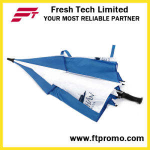 30*8k Manual Open Straight Umbrella for Printed pictures & photos