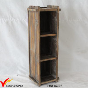 Country Style Reclaimed Small Wood Shelf pictures & photos