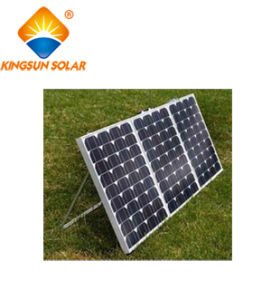 Three Folding Portable Solar Panels 60W -200W (KS60W-3F) pictures & photos