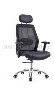 Modern High Grade Leather Office Chair Manufacturer Swivel  Manager Office Chair (SZ-OCE162) pictures & photos