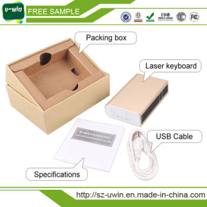 Mini Wireless Virtual Laser Projection Keyboard pictures & photos