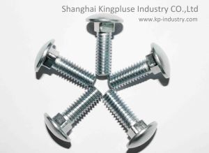Carriage Bolt / Round Head Square Neck Bolts pictures & photos