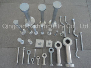 Lifting Socket, Fixing Socket, Precast Anchor/Forging/Steel Forging Part/Metal Forging Parts/Auto Parts/Automobile Part/Steering Knuckle pictures & photos
