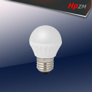 E27 SMD Light Aluminum with Plastic LED Bulb pictures & photos