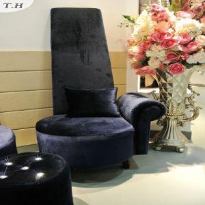 Shiny Italian Velvet Fabric for Sofa pictures & photos