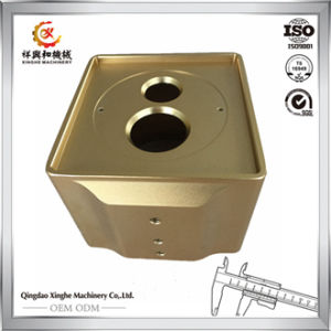 OEM Copper Fitting Brass Casting Copper Casting pictures & photos