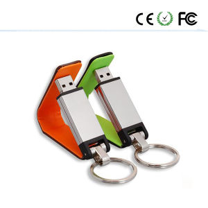 Gift Custom Leather U Disk Leather Flash Memory USB Stick pictures & photos