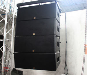 "Dual 12"" 4000W Full Range Line Array Speaker System L 12 pictures & photos"