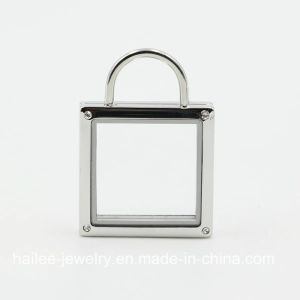 Fashion Stainless Steel Lock Jewelry Locket Pendant pictures & photos