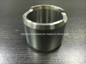 CNC Machining of Stainless Steel Pipe