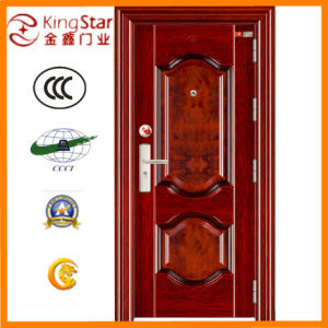 High Quality and Safety Anti-Theft Door with Right Price