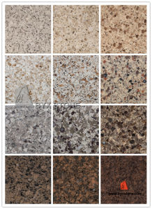 Artificial Marble Quartz Stone for Countertop and Flooring Tiles pictures & photos