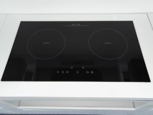 High Quality Double Burners Induction and Ceramic Hob Sm-Dic13b pictures & photos