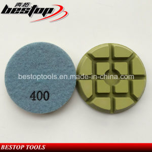 "Premium Quality 3"" Wet Marble Polishing Pad for American Market pictures & photos"