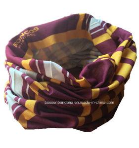 Factory OEM Produce Customized Logo UV Protection Polyester Tubular Bandana pictures & photos