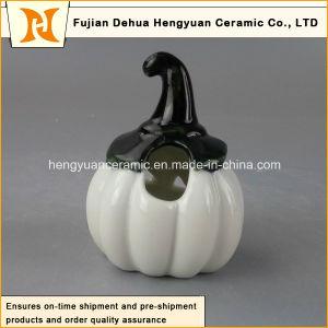 Mini Ceramic Hallowmas Decoration Pumpkin pictures & photos