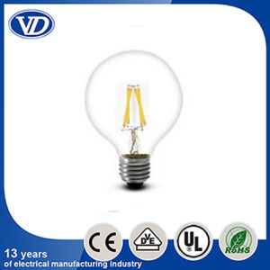 G80 Crystal Bulb 6W LED Bulb Light