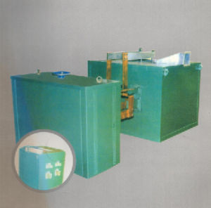 Electrode Salt-Bath Furnace