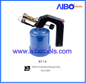 Gas Blow Torch with Ignition and Metal Can (BT-09) pictures & photos