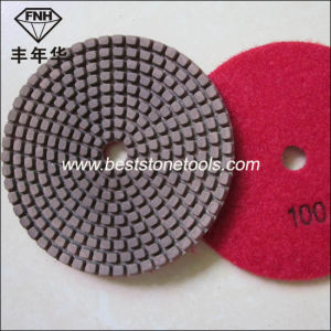 Cp-1 Copper Bond Diamond Polishing Pads pictures & photos