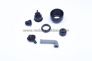 Molded Black EPDM Rubber Parts