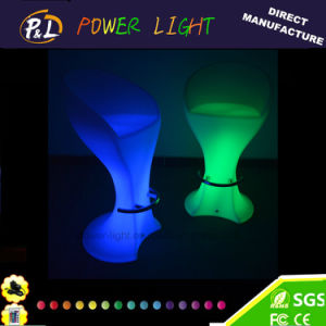 Rechargeable Lithium Battery LED Furniture LED Bar Table&Stool pictures & photos