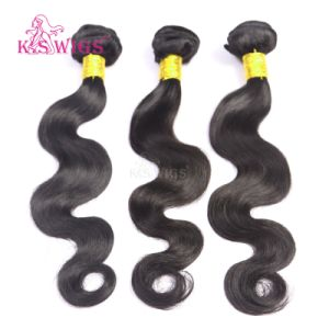 7A Grade Virgin Human Hair Weft Remy Hair Extension pictures & photos