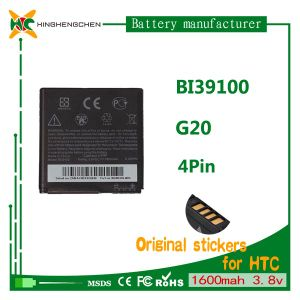 1600mAh 3.8V Cell Phone Battery for HTC G20 pictures & photos