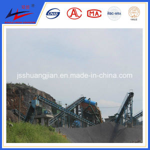 Belt Conveyor Cooperated with Stone Crusher pictures & photos
