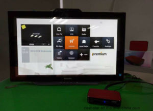 Amlogic Quad Core IPTV Box with Free Streaming Channels pictures & photos