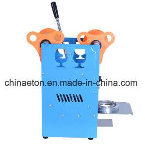 Factory Direct-Sale Eton Brand Manual Cup Sealer for Bubble Tea with Indonesia Cup Size Eton Customized Cup Sealer & OEM Et- D8 pictures & photos