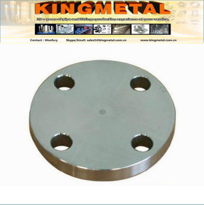 En1092 Pn 25 Forged Stainless Steel Blind Flange pictures & photos