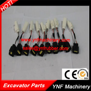 Excavator Electric Parts Cable for Kobelco Excavator Sk-8 pictures & photos