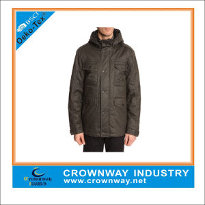Custom Best Winter Parka Jacket for Men pictures & photos