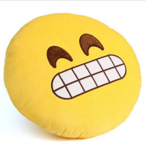 Popular Cute Emoji Pillow for Children pictures & photos