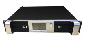 1200W Four Channels Touch Screen Power Amplifier pictures & photos