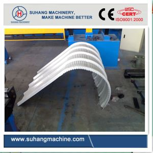 Quality Customize Hydraulic Roof Sheet Curving Machine pictures & photos