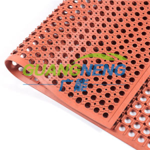 Anti-Slip Hotel Rubber Mats/Rubber Mats for Kitchen/Drainage Anti-Fatigue Rubber Flooring pictures & photos