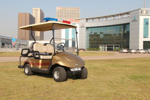 CE Certificated Four People Electric Golf Cart Club Car Whole Sale pictures & photos