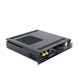 OPS Mini PC Fanless Computer with Onboard 4GB RAM/OPS Card pictures & photos