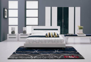 Fashionable Design Bedroom Furniture Set for Adult (HF-EY1001) pictures & photos