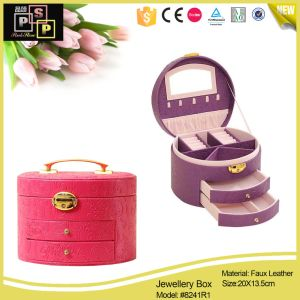 2016 Trending Products Lovely Young Girl Jewelry Cases pictures & photos